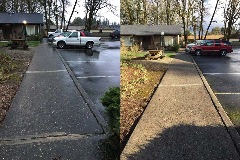 pressure washing portland oregon