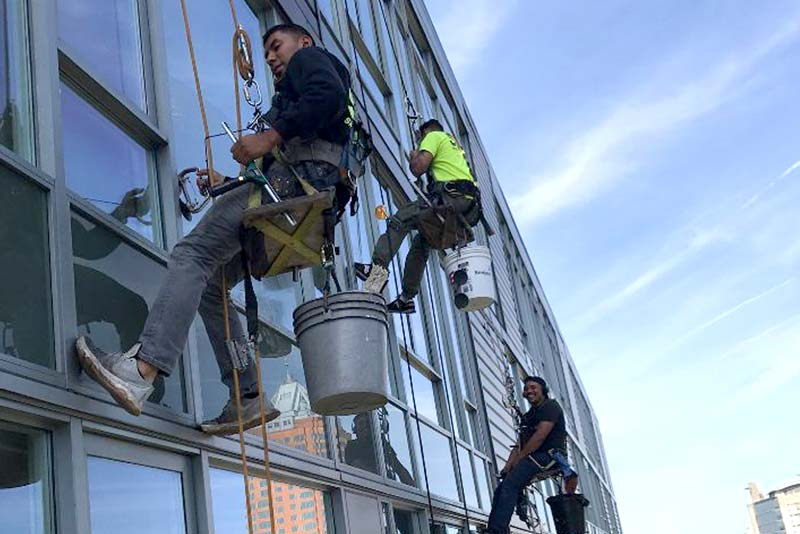 Window Washing & Restoration Services